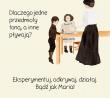 Biblioteka Publiczna- Centrum Kultury wCzerwonce zakwalifikowała się do konkursu ˝Eksperymentuj, odkrywaj, działaj. Bądź jak Maria!˝