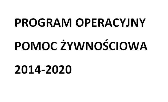 Program operacyjny pomoc żywnosciowa